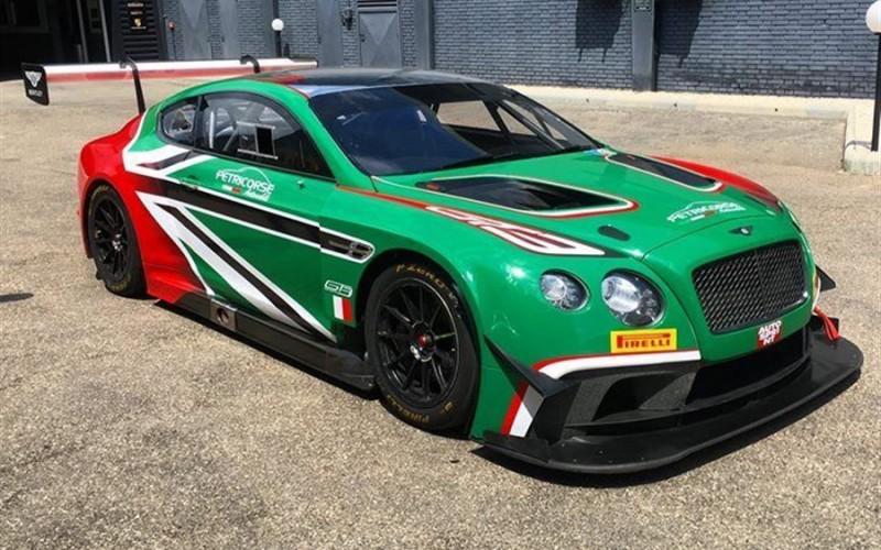 La Bentley approda nel Campionato Italiano Gran Turismo