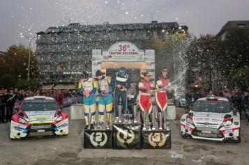 Il Campionato Italiano WRC al 37° Trofeo ACI Como per la finale scudetto