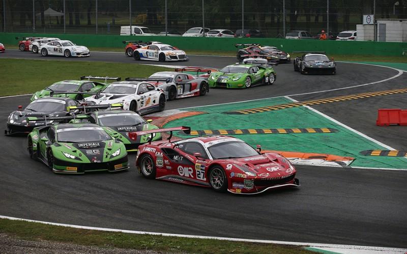 Al Mugello la volata finale del Campionato Italiano Gran Turismo 2018
