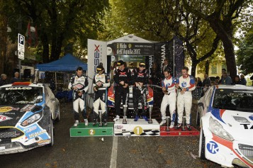 Il Campionato Italiano Rally Terra riapre la caccia al tricolore ne Il Nido dell'Aquila 2018