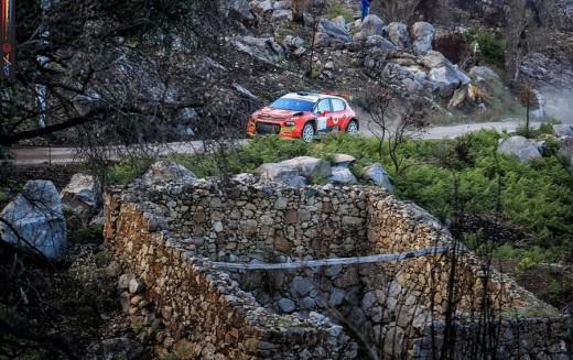 Citroen Italia debutta nel Campionato Italiano Rally