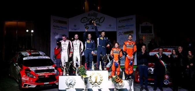 Il 42°Rally il Ciocco e Valle del Serchio 2019 ripropone il format di successo della scorsa edizione per l'apertura del Campionato