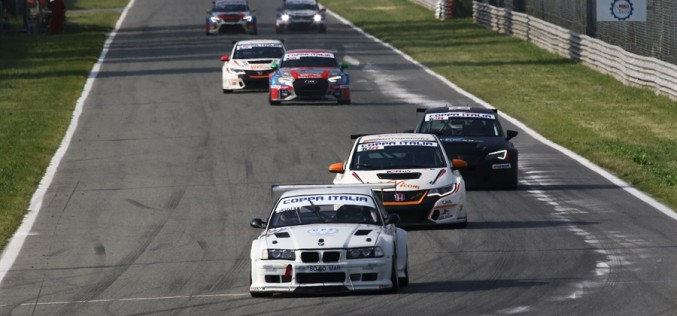Le gare del Gruppo Peroni Race a Misano