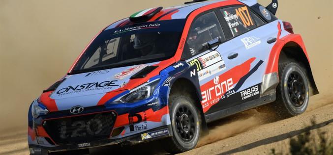 Al 47° Rally San Marino Luca Hoelbling rilancia la sfida al Campionato Italiano Rally Terra 2019