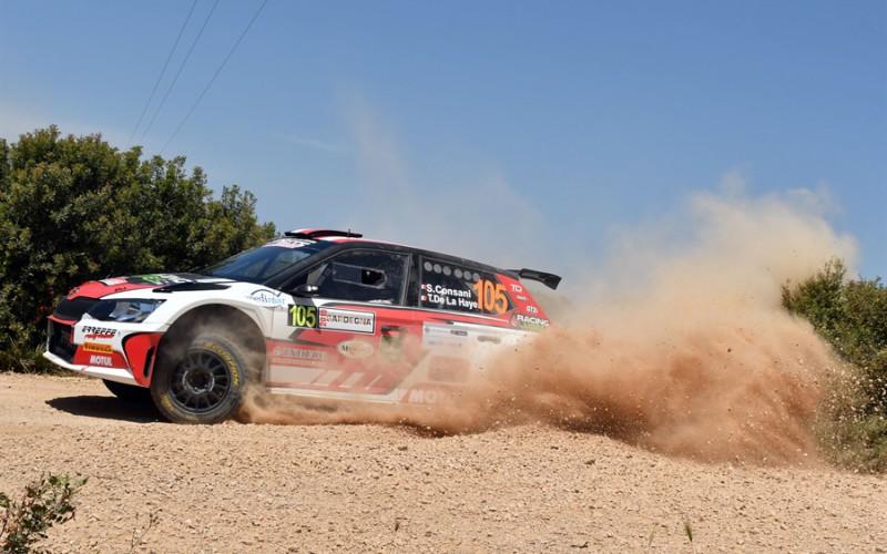 Fari puntati su Stephane Consani al San Marino Rally