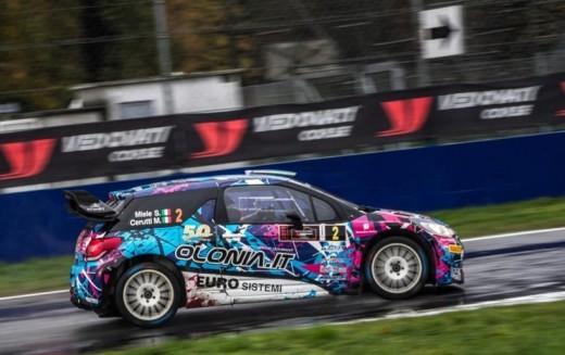 Miele e Cerutti vincono lo Special Rally Circuit