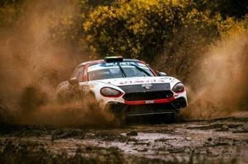 Nucita e Di Caro vincono l'Abarth Rally Cup