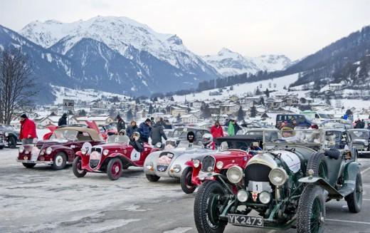 Il fascino contemporaneo della Coppa delle Alpi by 1000 Miglia