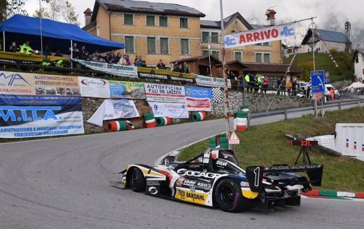 La Pedavena-Croce d'Aune confermata nel Campionato Italiano Velocità Montagna 2020