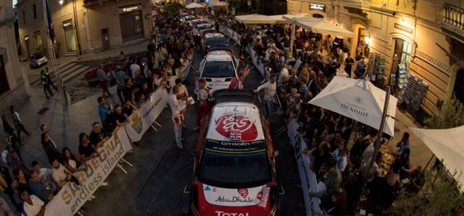 Il Rally Italia Sardegna si fa in due: Start da Olbia, Headquarter ad Alghero